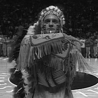 University of Illinois Chief Illini mascot