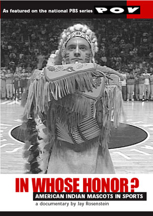 cover of In Whose Honor documentary